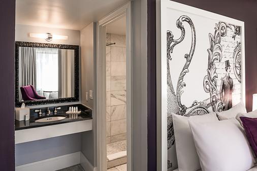 运河旅馆 - 新奥尔良 - 浴室