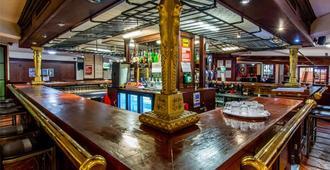 曼彻斯特大不列颠萨查斯酒店 - 曼彻斯特 - 酒吧
