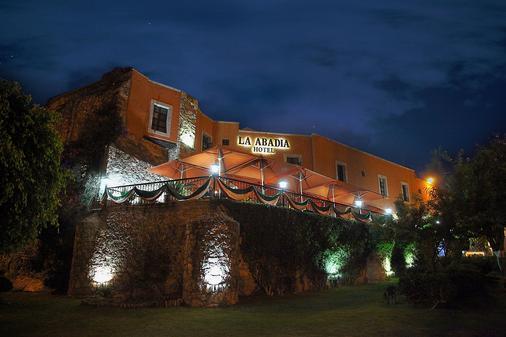 阿巴迪亚传统酒店 - 瓜纳华托 - 建筑