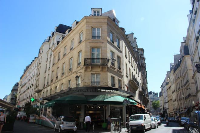 路易斯安那酒店 - 巴黎 - 户外景观