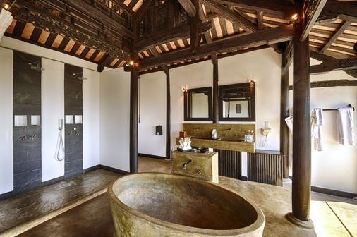 富国岛盛泰乐精选晨曦水疗及度假村 - Phu Quoc - 浴室