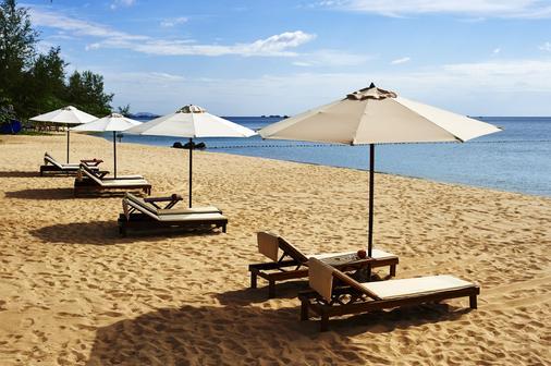 富国岛盛泰乐精选晨曦水疗及度假村 - 富國島 - 海滩