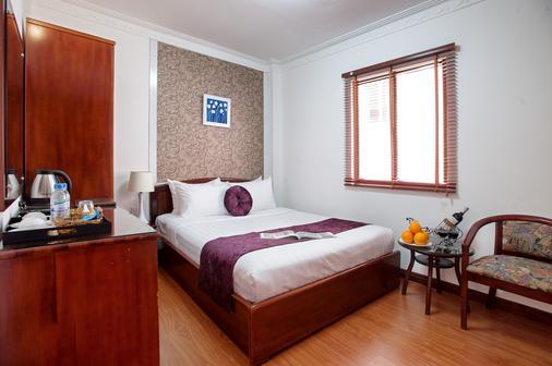 胡志明市帕威林酒店 - 胡志明市 - 睡房