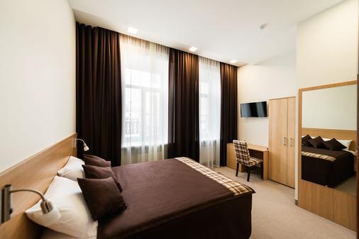 中心酒店 - 圣彼德堡 - 睡房