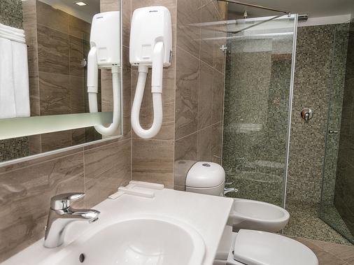 中心酒店 - 圣彼德堡 - 浴室