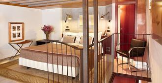 卡皮萨尼酒店 - 威尼斯 - 睡房