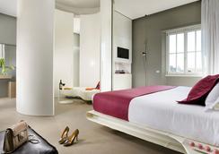 蒙泰马丁尼宫廷酒店 - 罗马 - 睡房