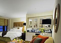 纽约曼哈顿俱乐部酒店 - 纽约 - 睡房