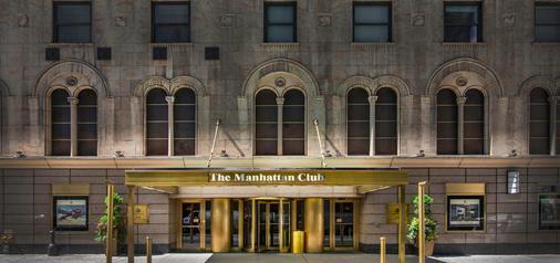纽约曼哈顿俱乐部酒店 - 纽约 - 建筑