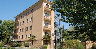 西里西亚酒店 - 罗马 - 建筑