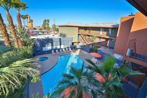 拉斯维加斯旅馆 - 拉斯维加斯 - 游泳池