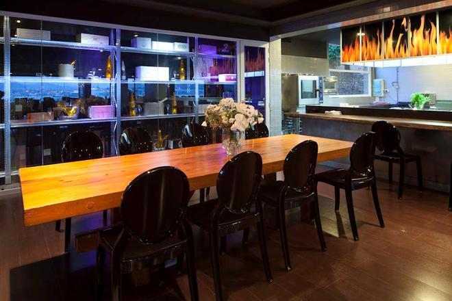 伊维萨科索Spa酒店 - 伊维萨镇 - 酒吧