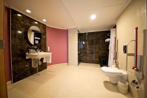 利马利姆拉酒店 - 凯麦尔 - 浴室