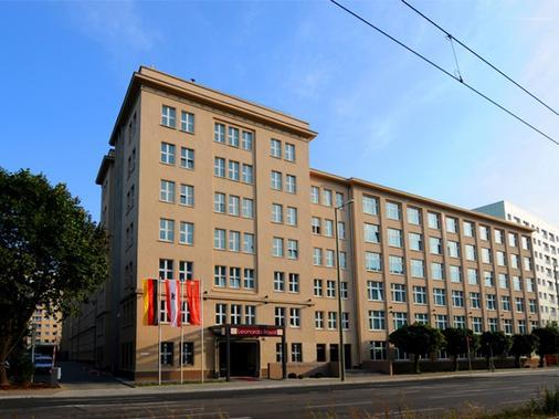 柏林亚历山大广场莱昂纳多皇家酒店 - 柏林 - 建筑