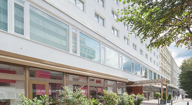 安姆巴萨德SORAT酒店 - 柏林 - 建筑