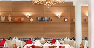 纽伦堡阿格尼斯舍弗酒店 - 纽伦堡 - 餐馆
