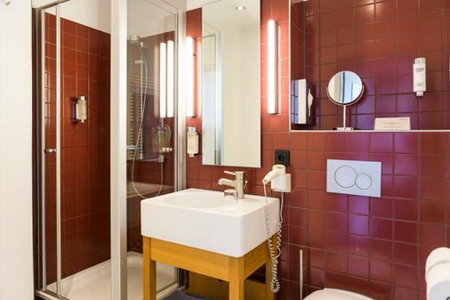 杜塞尔多夫阿苏采特酒店 - 杜塞尔多夫 - 浴室
