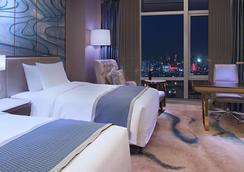 南宁万达文华酒店 - 南宁 - 睡房