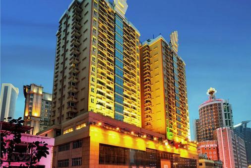 富豪酒店 - 澳门 - 建筑