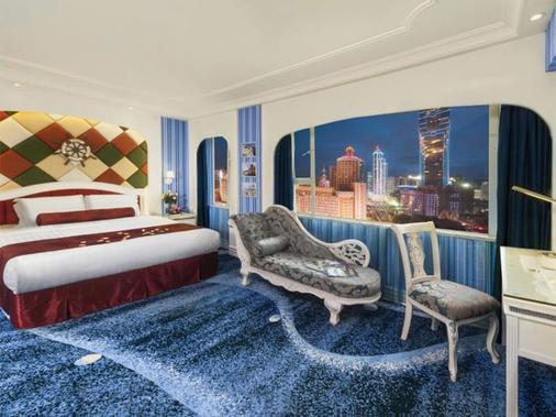 富豪酒店 - 澳门 - 睡房
