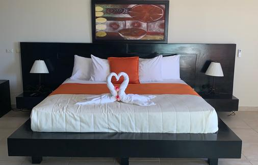 MT 酒店 - 蓬塔卡纳 - 睡房