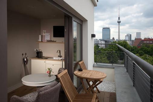 舍恩公寓楼 - 柏林 - 阳台