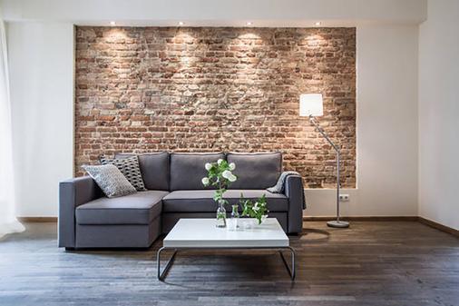 舍恩公寓楼 - 柏林 - 客厅