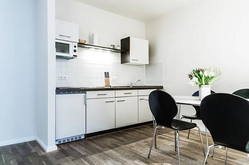 舍恩公寓楼 - 柏林 - 厨房