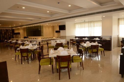 斋浦尔水之宫殿摄政中心酒店 - 斋浦尔 - 餐馆