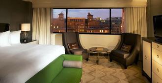 乔治镇梅尔罗斯酒店 - 华盛顿 - 睡房