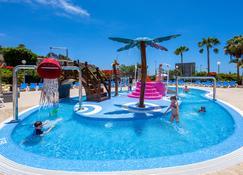 阿德赫海岸塔哥洛家庭欢乐酒店 - 阿德耶 - 游泳池