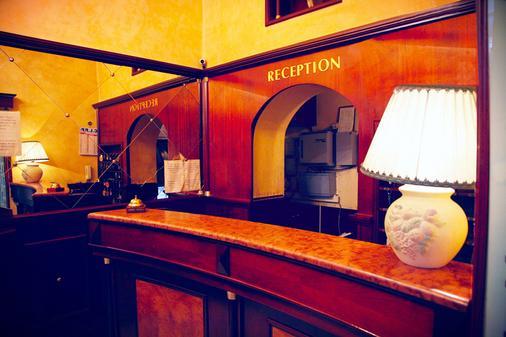特瑞斯黛拉酒店 - 罗马 - 柜台