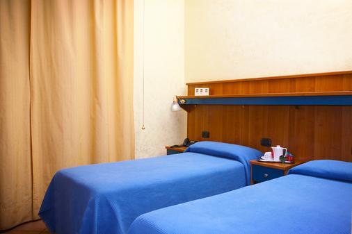 特瑞斯黛拉酒店 - 罗马 - 睡房