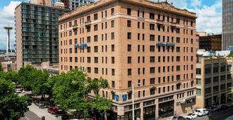 安德拉酒店 - 西雅图 - 建筑