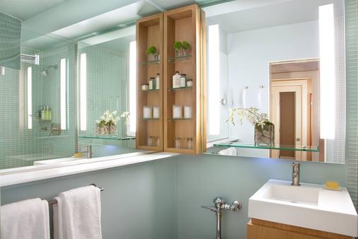 安德拉酒店 - 西雅图 - 浴室