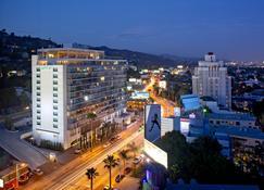 洛杉矶公园套房酒店 - 西好莱坞 - 建筑