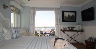 一条船酒店 - 开普敦 - 睡房
