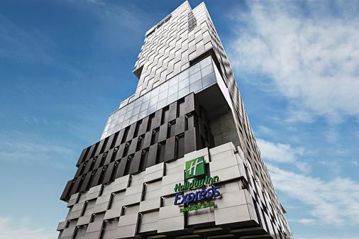 曼谷暹罗智选假日酒店 - 曼谷 - 建筑