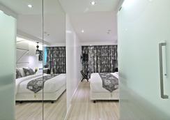 S Sukhumvit Suites Hotel - 曼谷 - 睡房