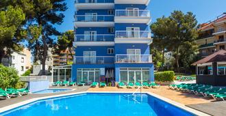 JS 天堂海滩音乐酒店 - 仅供成人入住 - 埃尔阿雷纳尔 - 游泳池