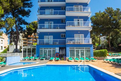 天堂海滩音乐酒店 - 仅限成人入住 - 埃尔阿雷纳尔 - 游泳池