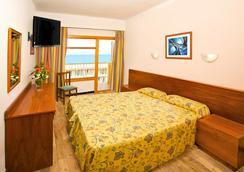 天堂海滩音乐酒店 - 仅限成人入住 - 埃尔阿雷纳尔 - 睡房