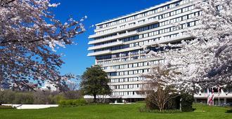 华盛顿特区水门酒店 - 华盛顿 - 建筑