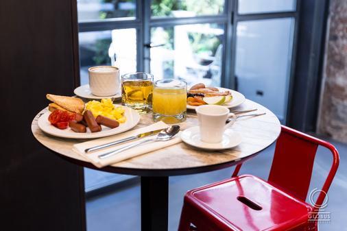 佛罗伦萨葛洛波斯酒店 - 佛罗伦萨 - 食物