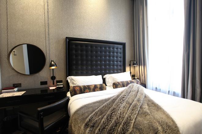 哥谭酒店 - 曼彻斯特 - 睡房