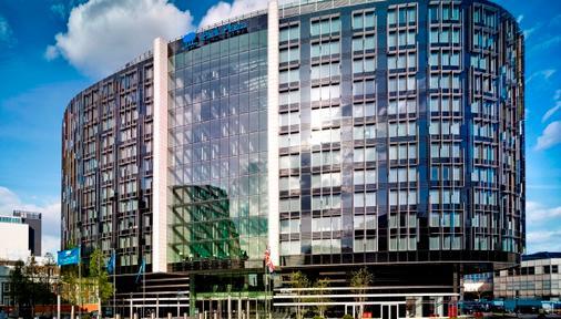 伦敦威斯敏斯特桥公园广场酒店 - 伦敦 - 建筑
