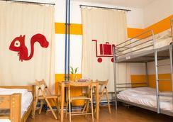 柏林雷特姆斯利普旅馆 - 柏林 - 睡房