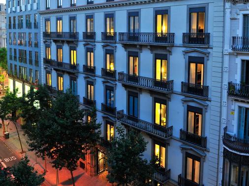 阿尔玛巴塞罗那酒店 - 巴塞罗那 - 建筑