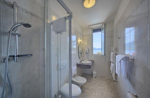 扎斯特住宅酒店 - 韦尔巴尼亚 - 浴室