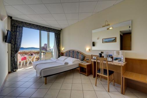 扎斯特住宅酒店 - 韦尔巴尼亚 - 睡房
